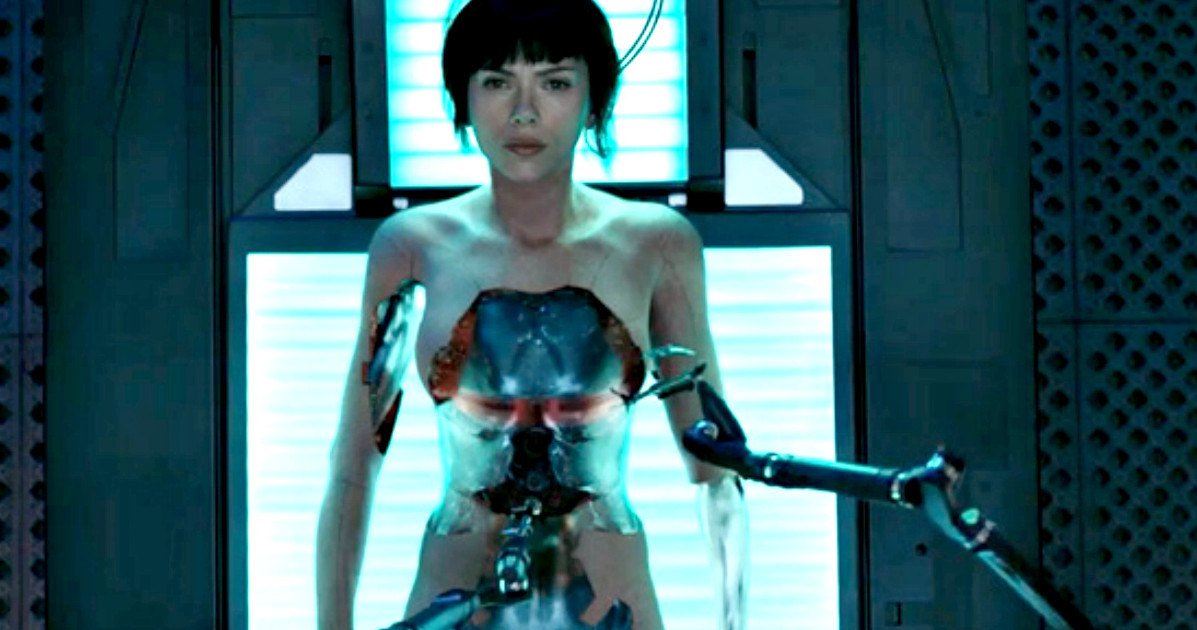 Ghost In The Shell 2017 Review After Lobby
